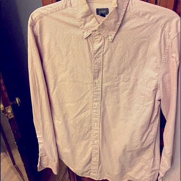 MENS JCrew button-down shirt